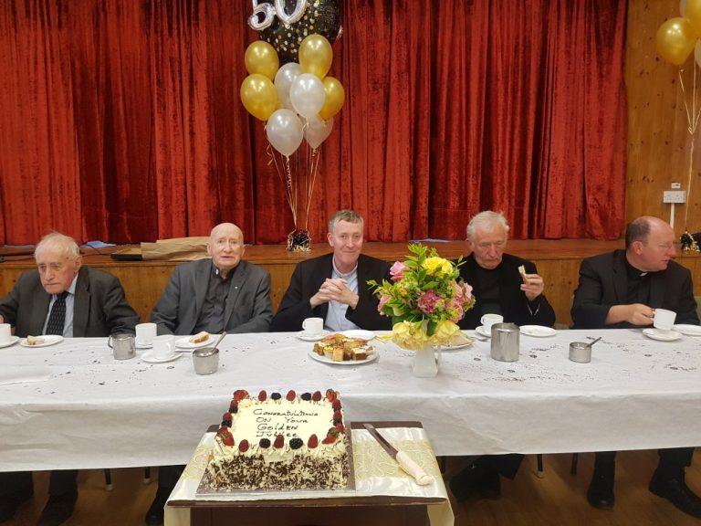 Fr. Jim Gahan's Golden Jubilee