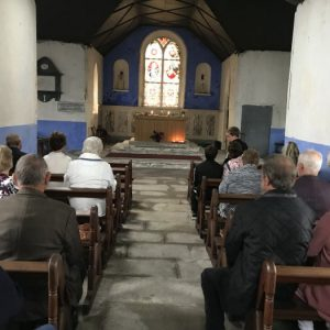 Images of Old Church in Clonmore – 15th. August 2018