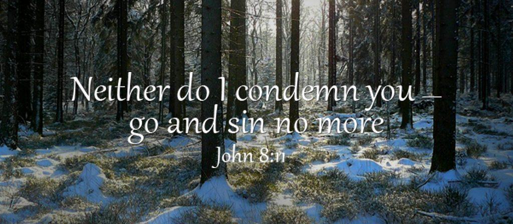 God's mercy and forgiveness