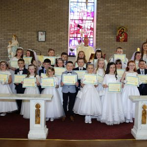 First Communion – Clonmore 2019