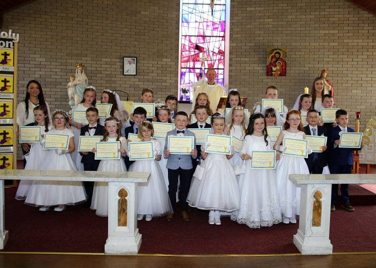 First Communion - Clonmore 2019