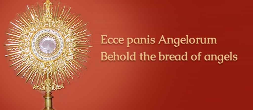 Ecce Pains Angelorum