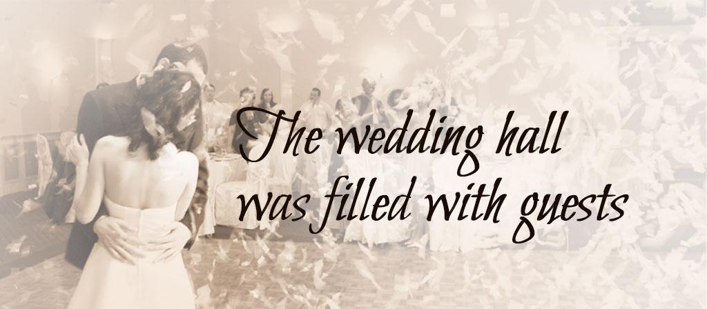 The Kingdom of God like a wedding