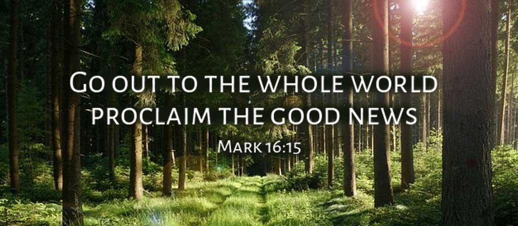 Proclaim the Good News