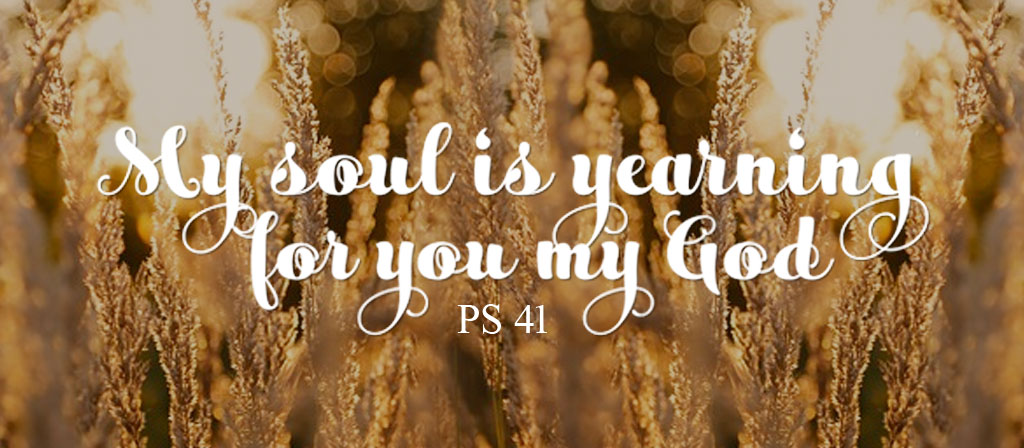 Yearning for God